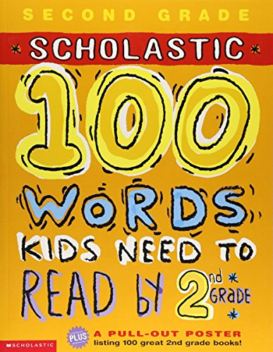 100 Words Kids Need to Read by 2nd Grade (100 Words Workbook)の詳細を見る