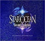 「STAR OCEAN Second Evolution オリジナル・サウンドトラック(DVD付)」の画像