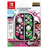 Joy-Con SILICONE COVER COLLECTION for Nintendo Switch (splatoon2) Type-B【カバー色:ブラック】