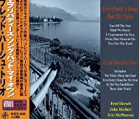 Everybody's Song But My Own by Fred Hersch (2011-08-02)
