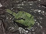 ロシア軍 ユニバーサルポーチ テクニコム社タイプレプリカ FSB AK74 AK47 ゲームで使える「日本語発音で対応する現代軍事ロシア語集」付き …