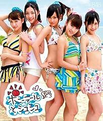 AKB48「ポニーテールとシュシュ」のCDジャケット