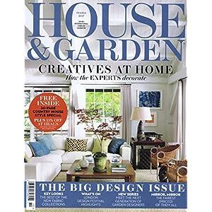 House & Garden [UK] October 2017 (単号)