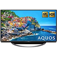 シャープ 4K対応液晶テレビ AQUOS 4T-C45AJ1