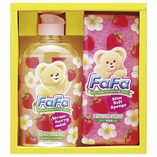 洗剤ギフト NFA-50ファーファ台所用洗剤セット 1ケース(24セット)