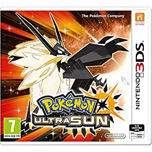 Pokemon Ultra Sun (輸入版:北米)