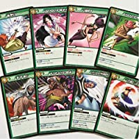 ワンピース ミラバト カード 緑 ロビン ナミ ハンコック 8枚 キャラクター アニメ グッズ