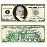 Set of 100 - $100.00 Casino Party Money [並行輸入品]