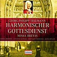 Cantatas/Missa Brevis