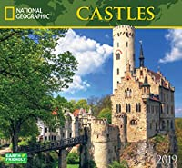 National Geographic Castles 2019 Calendar