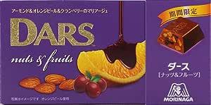 森永製菓 ダース<ナッツ&フルーツ> 12粒×10個