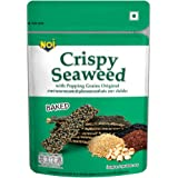 Tong Garden Crispy Seaweed with Popping Grains, 40g