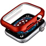 Spigen Thin Fit Designed for Apple Watch Case for 44mm Series 6/SE/5/4 - Red (ACS01066)