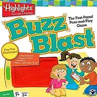 MasterPieces Highlights Buzz Blast Card Game [並行輸入品]
