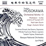 Hosokawa: Orchestral Works Vol