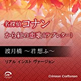 渡月橋 ~君 想ふ~ 名探偵コナン から紅の恋歌(ラブレター)主題歌 (リアル・インスト・ヴァージョン)