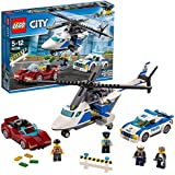 LEGO City High-Speed Chase 60138 Playset Toy