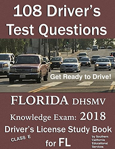 florida drivers ed 71 questions Florida first time driver course required to get a florida drivers license this is the required tlsae (traffic law substance abuse education) course that must be taken by anyone getting their first drivers license in florida.