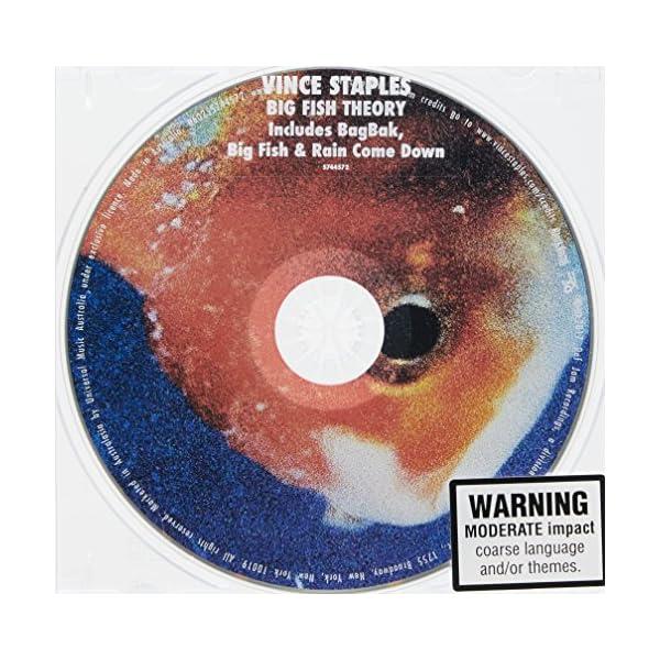 BIG FISH THEORY [CD]の商品画像