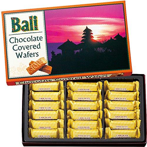 インドネシア 土産 バリ チョコウエハース 1箱 (海外旅行 インドネシア お土産)