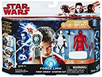 STAR WARS ForceリンクFirst Orderスターターセット–2パック