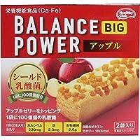 ヘルシークラブ バランスパワー ビッグ アップル 2袋(4本)入 ハマダコンフェクト
