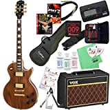 Epiphone エピフォン エレキギター Limited Edition Les Paul Custom PRO KOA 【レスポール・カスタム&VOXアンプ豪華20点入門セット】