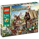 レゴ キングダム 風車村の攻防 7189