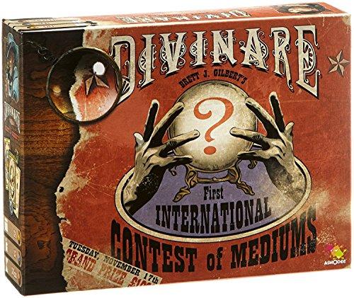 ディヴィナーレ Divinare 倫敦の霊媒師 ボードゲーム [並行輸入品]