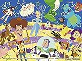 150ピース ジグソーパズル TOY STORY4(トイ・ストーリー4) みんな集まれ! 【プチパリエ】