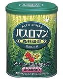 アース製薬 バスロマン 入浴剤 森林温浴 680g