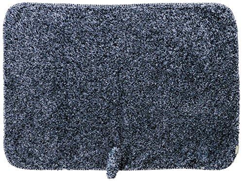 zzz zoo シッポがついて かわいい もこもこ 2色MIX生地 ブランケット L 140×100cm ウルフ NV ケーアイ ケーアイジャパン -