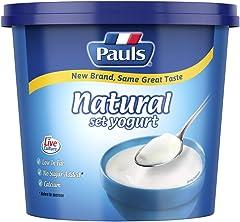 Pauls Natural Set Yoghurt, 1.4 kg- Chilled