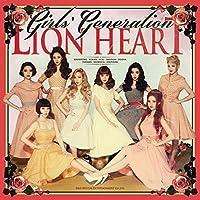 少女時代 Lion Heart 5th アルバム ( 韓国盤 )( 限定特典3点 )(韓メディアSHOP限定)