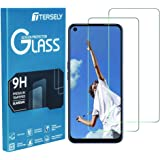 """[2 Pack] T Tersely Screen Protector for Oppo A52/ Oppo A72 6.5"""",Transparent 0.3mm 9H Hardness Tempered Glass Screen Protector"""