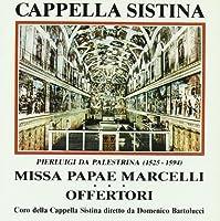Missa Papae Marcelli, Offert