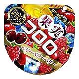 味覚糖 果実コロロ ベリーベリーベリー 54g×6袋