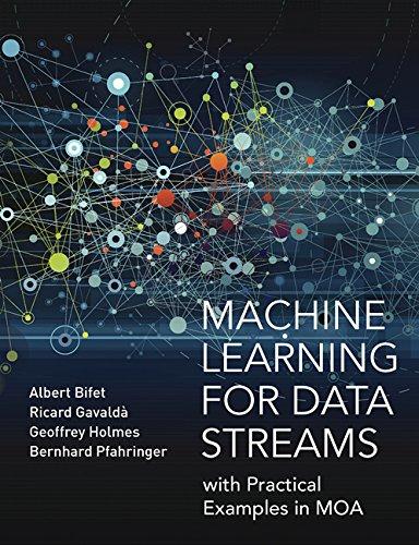 [画像:Machine Learning for Data Streams: with Practical Examples in MOA (Adaptive Computation and Machine Learning)]