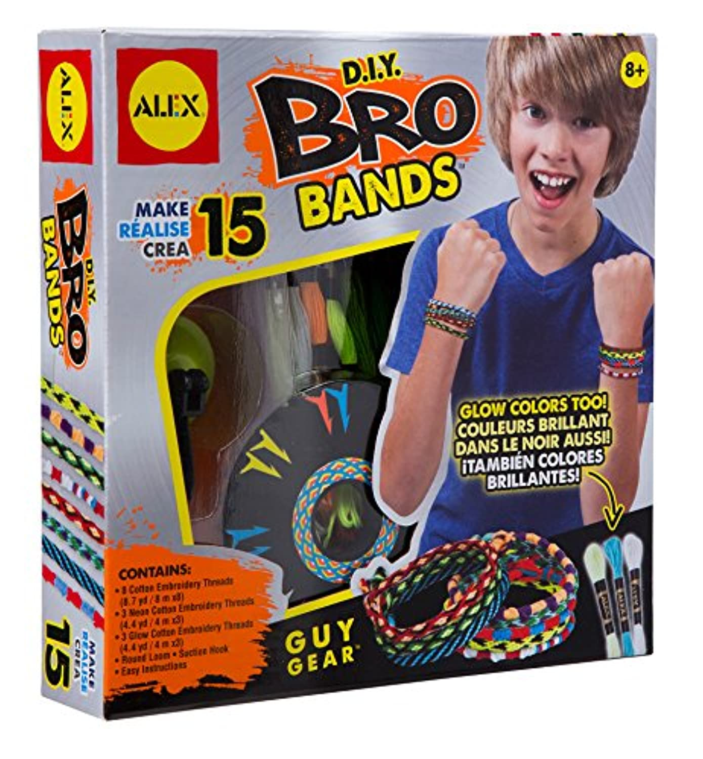 ALEX FAI DA TE - DIY BRO BANDS