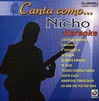 Canta Como Nicho