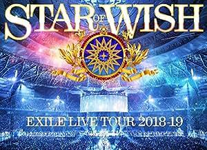 "【Amazon.co.jp限定】EXILE LIVE TOUR 2018-2019 ""STAR OF WISH""(DVD2枚組)(オリジナルネックストラップ付)"