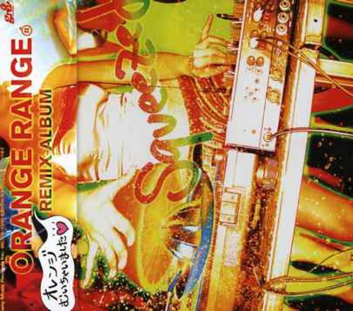 ORANGE RANGE REMIX ALBUM 「Squeezed」の詳細を見る