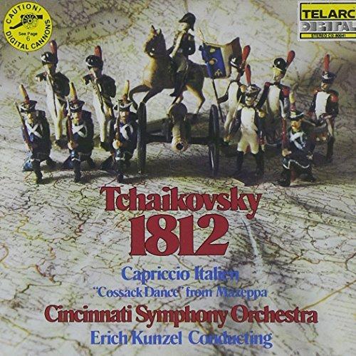 1812 Overture / Capriccio Italien