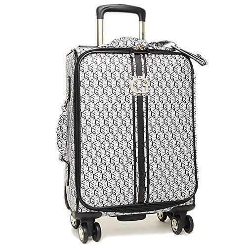 (ゲス) GUESS ゲス バッグ GUESS F4563983 BLA G CUBE スーツケース・キャリーバッグ BLA [並行輸入品]