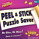 Puzzle Presto Peel & Stick Puzzle Saver: The Original and Still the Best Way to Preserve Your Finished Puzzle
