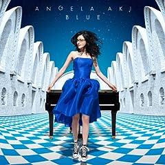 アンジェラ・アキ「BLUE」のジャケット画像