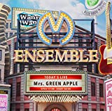They are♪Mrs. GREEN APPLEのCDジャケット