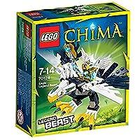 レゴ (LEGO) チーマ 伝説のビースト「イーグル」 70124
