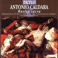 Caldara: Musica Sacra by Il Cimento Degli Affetti (2005-11-08)