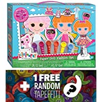 Lalaloopsy Paper Doll Fashion Set + 1 FREE Mini-Tapeffiti Bundle [525307] by Lalaloopsy [並行輸入品]